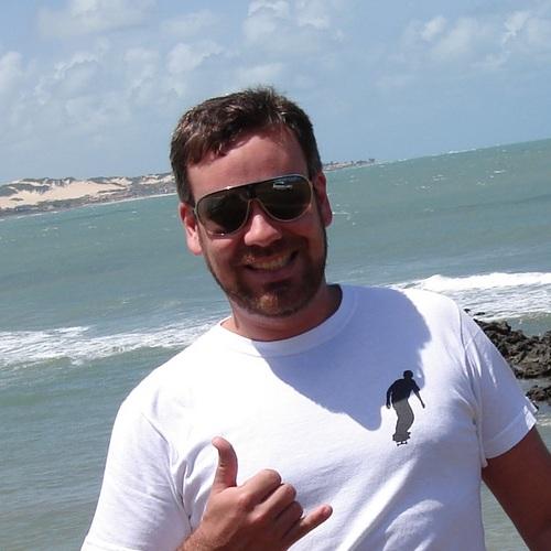 Ney Fonseca Filho morreu jovem, aos 40 anos ,de AVC. Foto: arquivo pessoal