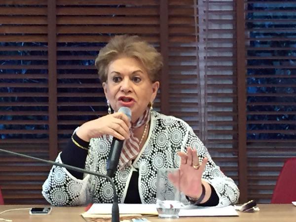 Wilma de Faria foi à São Paulo para novos exames de saúde