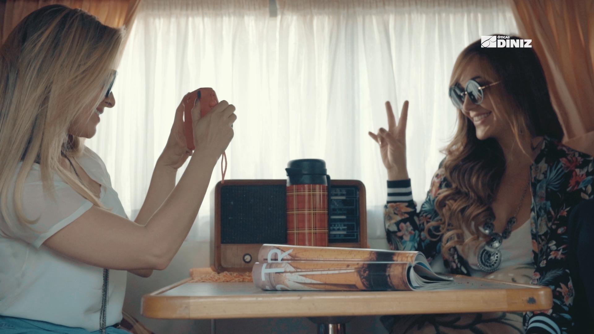 f5d7dff84cf9f Com veiculação nacional, atrizes protagonizam o novo filme promocional da  rede