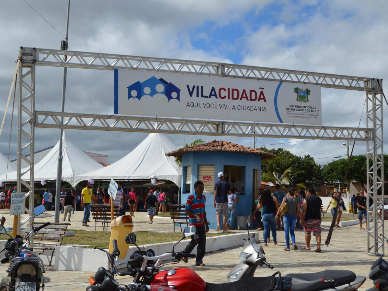 9d8d58ac78b33 Governo realiza 20º edição do Vila Cidadã em Natal